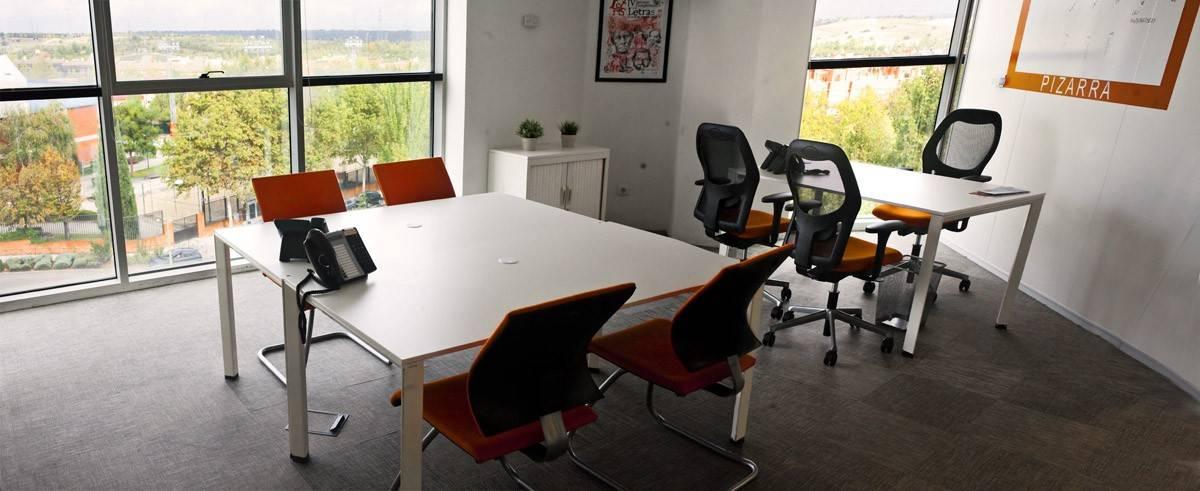 Despachos en Centro de negocios y coworking