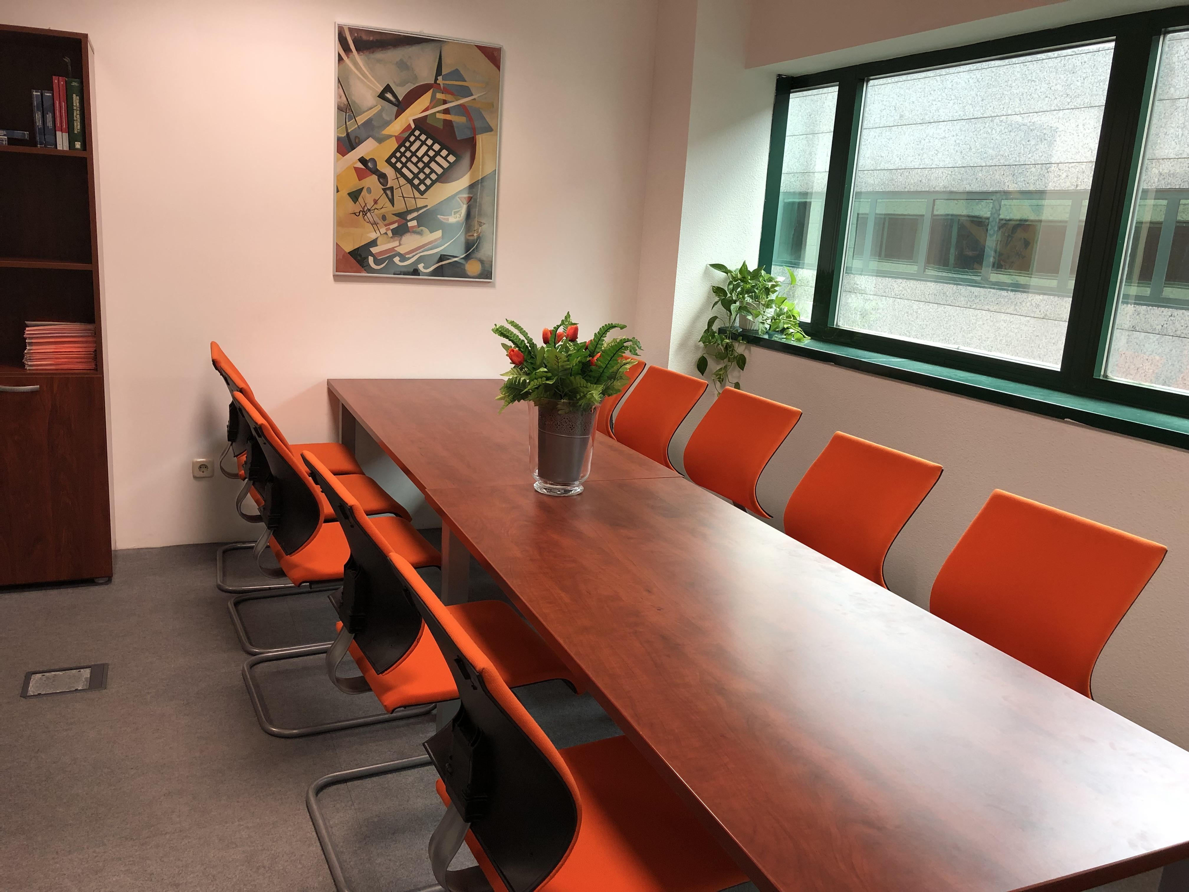 Sala Mallorca 2 - Salas de reunión en centro de negocios